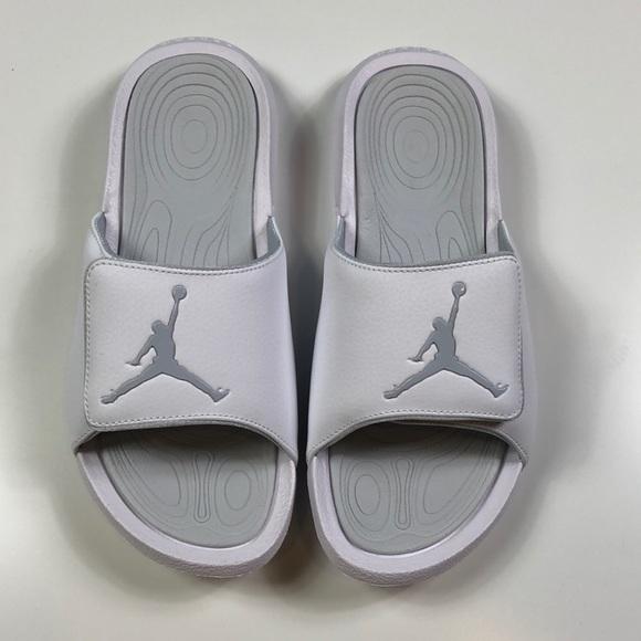 b291ac33dde328 NWT Jordan men s hydro 6 slide sandals